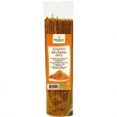 Spaghetti di grano, quinoa e curry Primeal, 500g