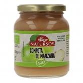 Purea di mela ECO Natursoy, 370 ml