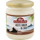 Olio di cocco BIO Natursoy, 200 g