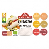 Noodles shirataki di konjac BIO Natursoy, 300 g