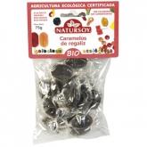 Caramelle alla liquirizia BIO Natursoy, 75 g