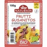Vermicelli gommosi alla frutta BIO Natursoy, 100 g