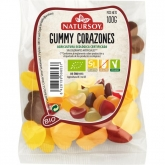 Caramelle gommose Cuori Gummy BIO Natursoy, 100 g