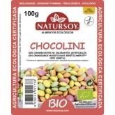 Chocolini confetti con cioccolato al latte BIO Natursoy, 100 g