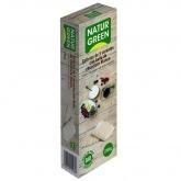 Biscotti BIO ai 5 cereali con copertura al cioccolato bianco Naturgreen, 210 g