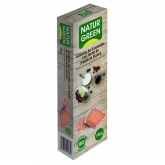 Biscotti BIO ai 5 cereali con base di cioccolato bianco Naturgreen, 190 g