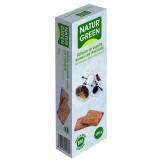 Biscotti BIO di farro e quinoa con cioccolato Naturgreen, 190 g