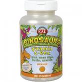 Vitamina C Rex Kal,  100 Dinosauri masticabili