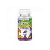 Jurassic Echinacea Kal, 30 dinosauri masticabili