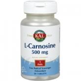 L-carnosine 500 mg Kal, 30 compresse