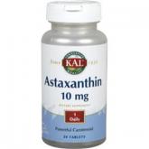 Astaxantina 10 mg Kal, 60 capsule