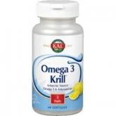 Krill Omega 3 500 mg, Kal  60 Perle