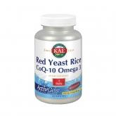 Riso rosso/Q10/Omega 3 Kal, 60 perle