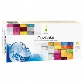 Novitake (Reishi + Shiitake + Maitake + Astragalus + Vitamina C) Novadiet, 20 fiale