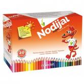 Nodi Jal -Pappa reale per bimbi- Novadiet 14 fiale