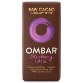 Cioccolato con bacche di Goji Crudo Bio OMBAR 35 g