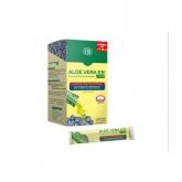 Aloe Vera succo+Forte mirtillo 24 bustine Esi