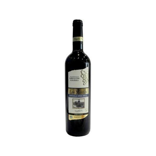 Vin rouge barril Señorio de los Santos 2012, 75 cl