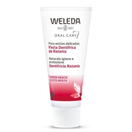 Pasta dentífrica de Ratania  Weleda 75 ml