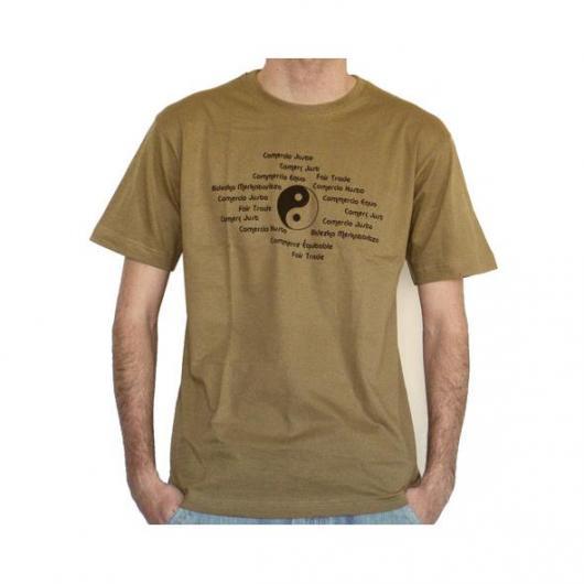 T-shirt unisex Commercio Equo