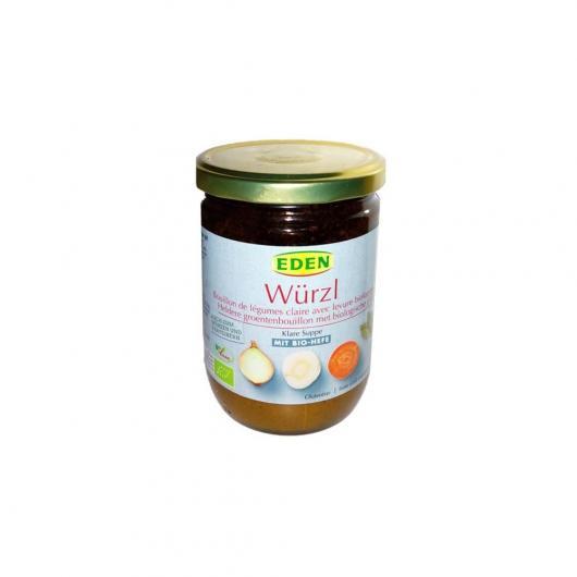 Bouillon végétal bio en poudre Grano Vita, 250 g