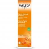 Leite corporal nutritiva espinheiro amarelo Weleda, 200 ml