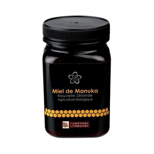 Miel de Manuka UMF 10+ Comptoirs de Compagnies, 250g