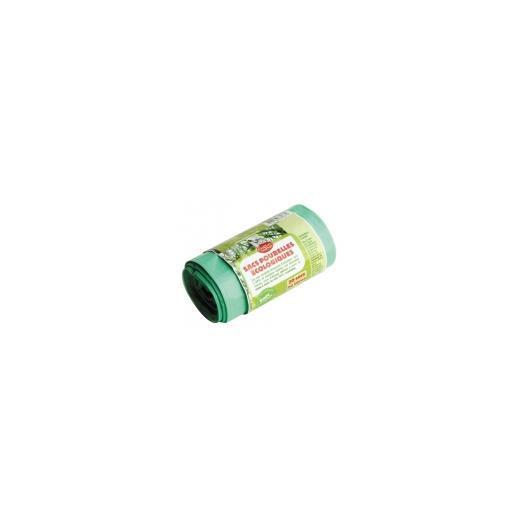 Sacs poubelle biodégradables, 30 L