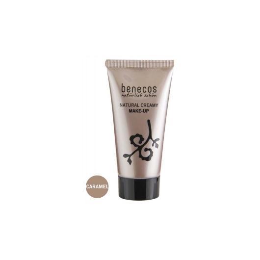 Maquillage crème caramel Benecos, 30 ml