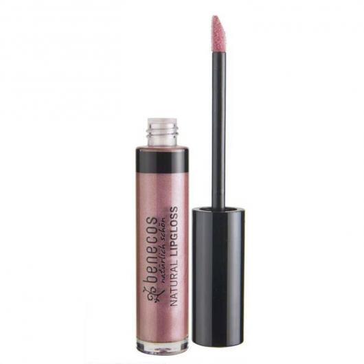 Brillo de labios Rosé bio Benecos, 5ml
