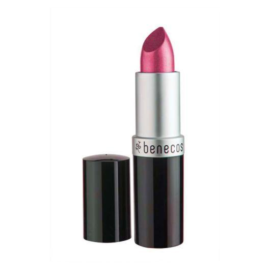 Barra de labios Hot Pink bio Benecos, 4.5gr
