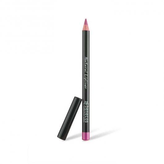 Crayon à lèvres rose bio Benecos 1,13 g