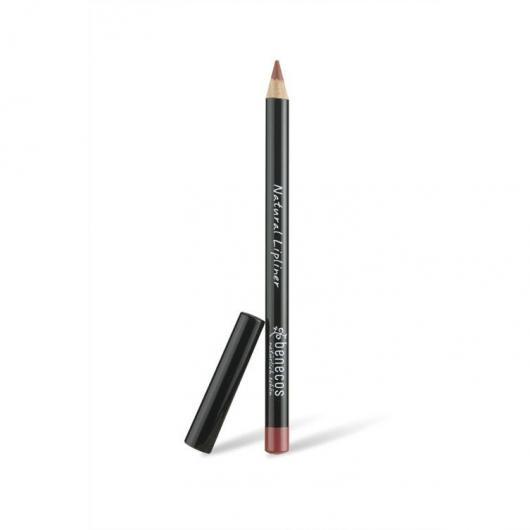 Crayon à lèvres marron bio Benecos 1,13 g