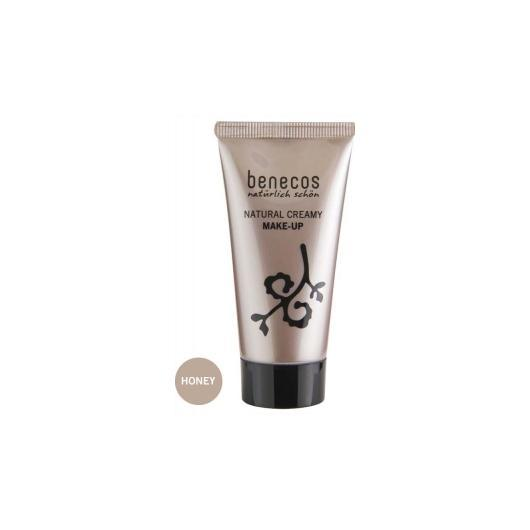 Maquillage crème miel Benecos, 30 ml