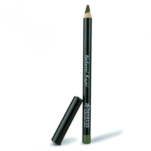 Crayon à yeux bio couleur olive Benecos 1,13 g