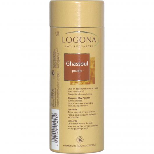 Polvere detergente compatta minerale Logona, 300g