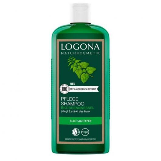 Champú uso frecuente Ortiga Logona, 250ml