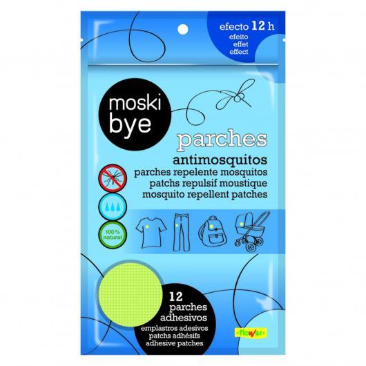 Patchs anti-moustiques 12 pièces