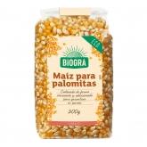 Mais per popcorn Biográ, 500 g
