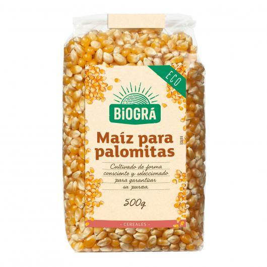 Mais per popcorn Biográ, 500g