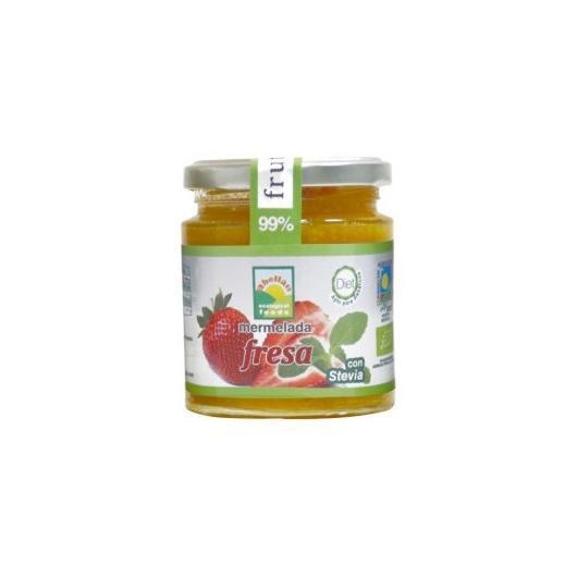 Confiture de fraises avec stévia Abellán, 235 g