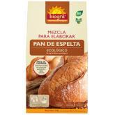 Mélange pour préparer du pain d'épeautre Biográ, 509 g