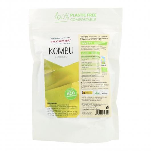 Alga Kombu Algamar, 100g