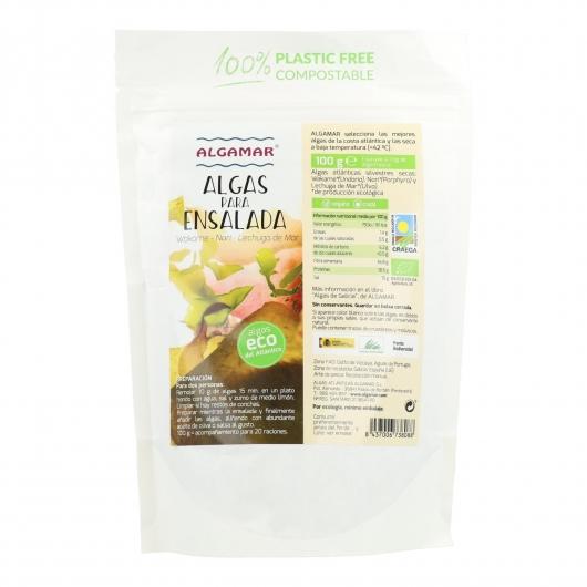 Algues pour salade Algamar, 100 g