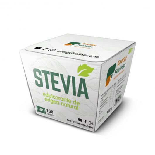 Stevia Monodosi Energy, 50 bustine
