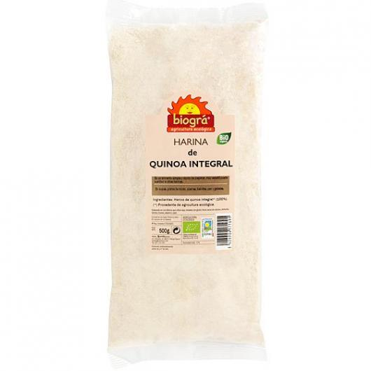 Farina di quinoa integrale Biogrà, 300g