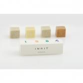 Caixa Combi Sabões Equilibrante, Regenerante, Equilibrante e Anti-acne Inuit, 100 g