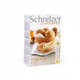 Panini bio senza glutine con semi di girasole Schnitzer, 4 unità
