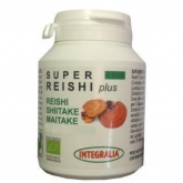 Super Reishi Plus ECO Integralia, 90 capsule