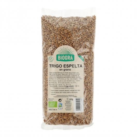 Spelta in grano Biogrà, 500g